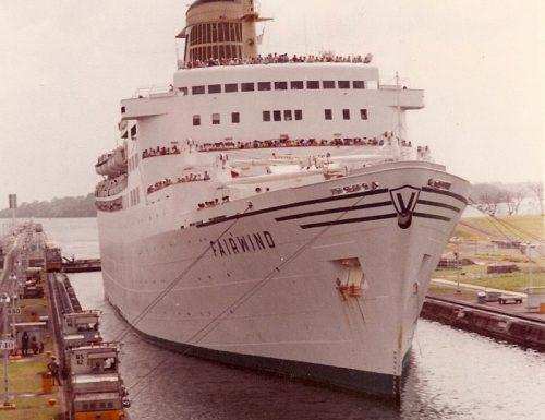 Il canale di Panama: dall'Atlantico al Pacifico