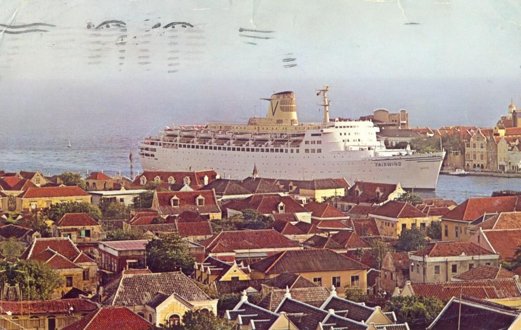 Il Fairwind a Curacao Antille Olandesi