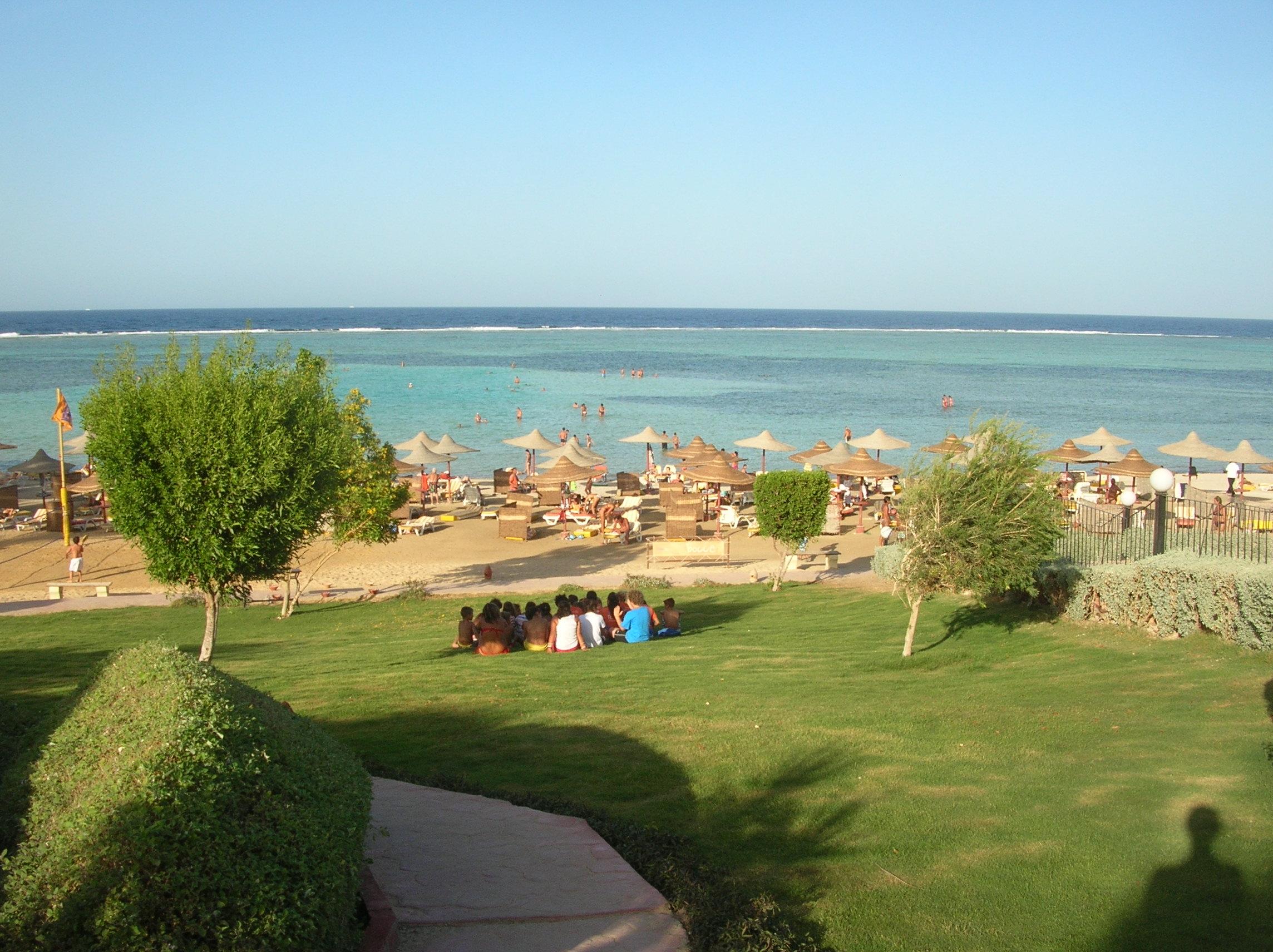 Marsa alam habiba beach: una settimana da sogno ! (video)