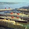 Immagini storiche delle navi della Sitmar Cruises, quando trasportavano emigranti in Australia e in altre parti del mondo.
