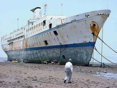 Costa Concordia: verso Alang l'ultima crociera?