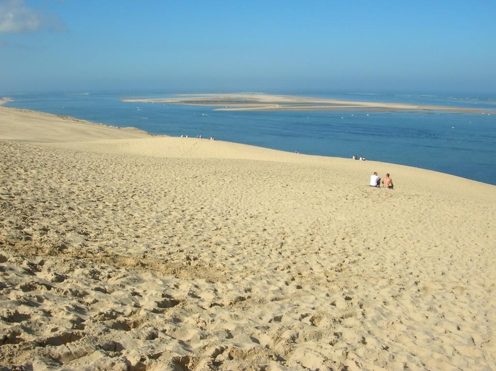 duna del Pilat, Francia