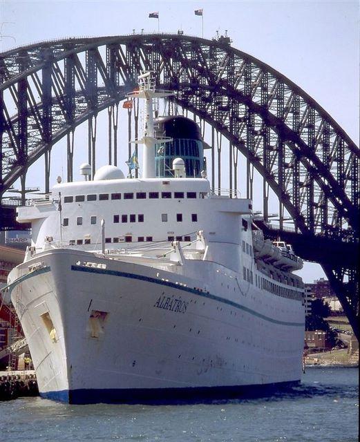 Albatros a Sydney