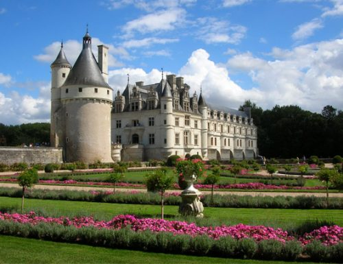 I Castelli della Loira in camper