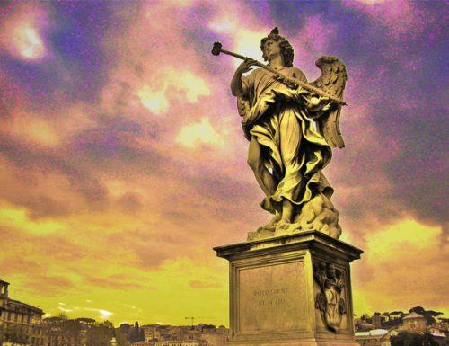 Angeli a Roma
