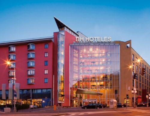 NH Praga Hotel, il nuovo albergo di NH Hoteles nel cuore della capitale ceca
