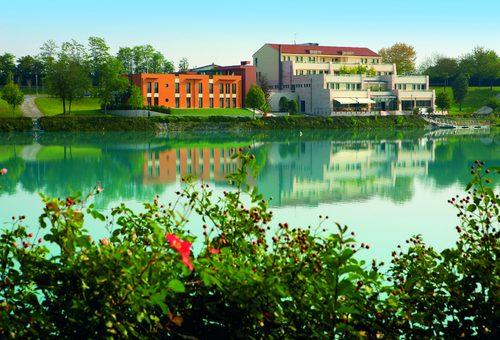 Soggiorni benessere e relax all'hotel & spa Thai Si sul lago Le Badie,Treviso