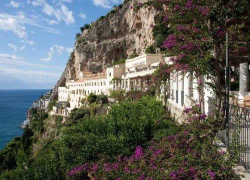 Ad Amalfi nel Grand Hotel Convento