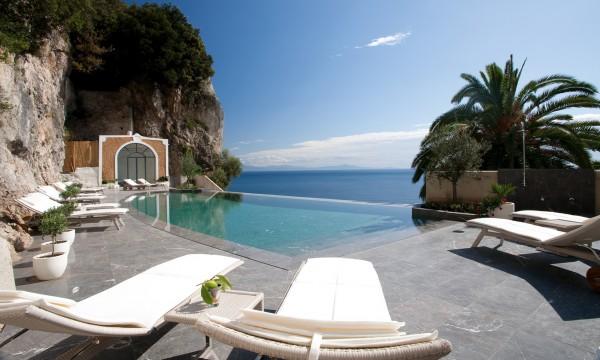 Amalfi, Grand Hotel Convento
