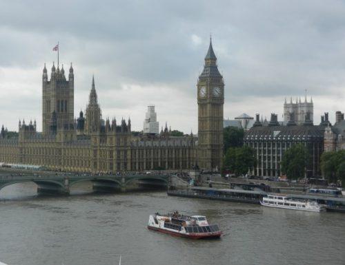 Londra in cinque giorni