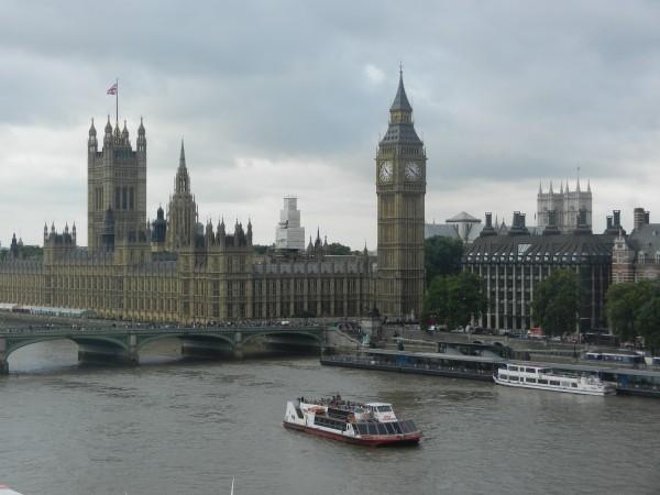 cinque giorni a Londra