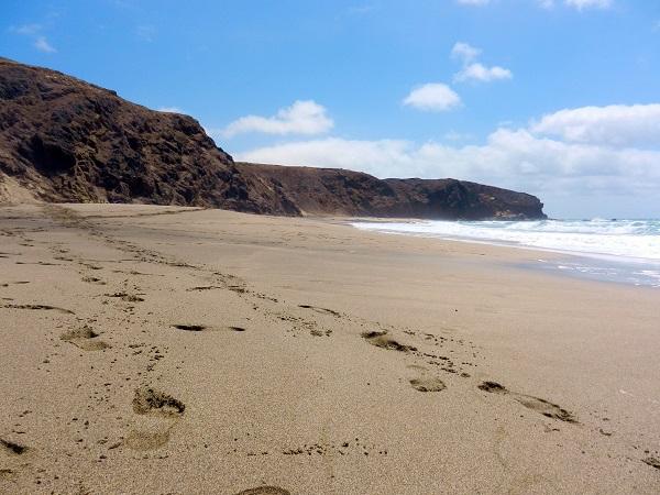 Spiaggia de La Pared