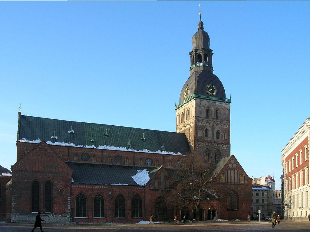 cattedrale riga
